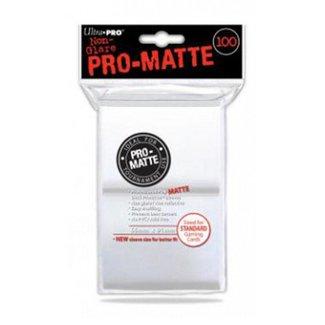 Ultra Pro Ultra Pro | Pro Matte White Sleeves