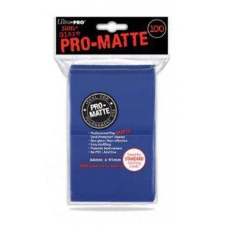 Ultra Pro Ultra Pro | Pro Matte Blue Sleeves