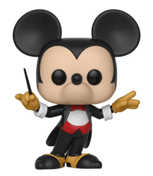 Funko Mickey's 90th | Conductor Mickey Funko Pop Vinyl Figur