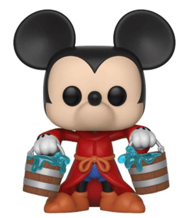 Funko Mickey's 90th | Apprentice Mickey Funko Pop Vinyl Figur