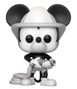 Funko Mickey's 90th | Firefighter Mickey Funko Pop Vinyl Figur