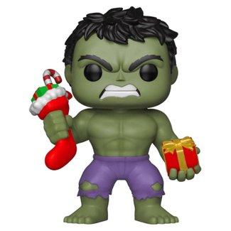 Funko Marvel Holiday | Hulk Funko Pop Vinyl Figur