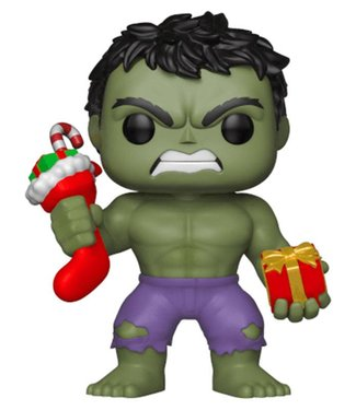 Funko Marvel Holiday | Hulk Funko Pop Vinyl Figur