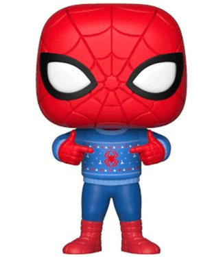 Funko Marvel Holiday | Spider-Man Funko Pop Vinyl Figur