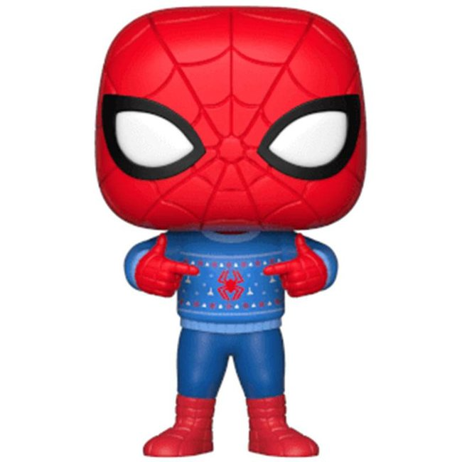 Funko Marvel Holiday | Spider-Man Funko Pop Vinyl Figur