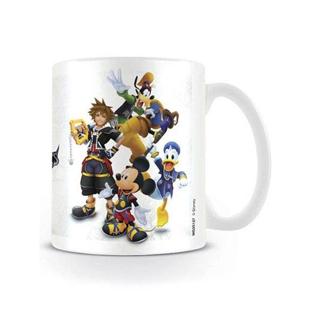 Disney Kingdom Hearts | Group Tasse