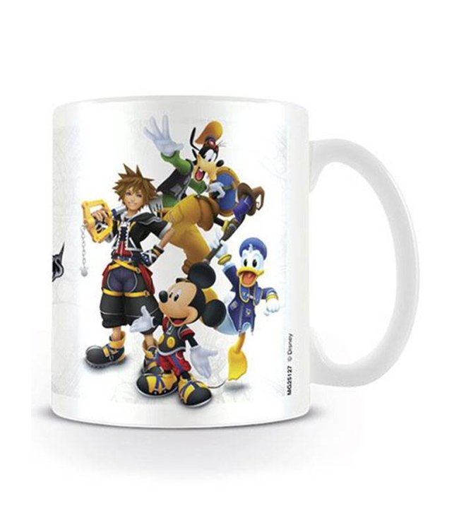 Pyramid International Kingdom Hearts | Group Tasse