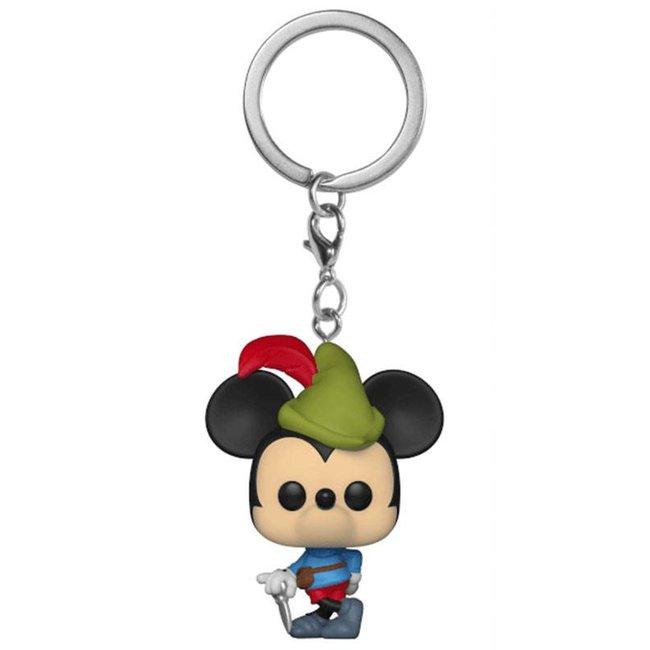Funko Mickey's 90th | Brave Little Tailor Funko Pop Schlüsselanhänger