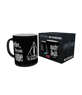 GB eye Harry Potter | Master of Death Tasse (Thermoeffekt)