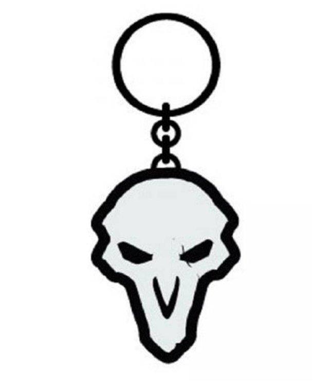 Bioworld Overwatch   Reaper Metall Schlüsselanhänger