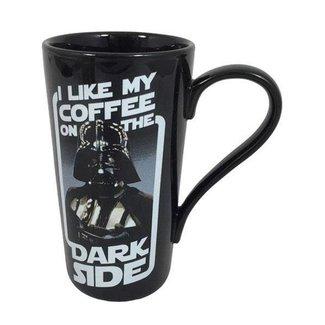 Half Moon Bay Star Wars | Dark Side Latte Macchiato Tasse