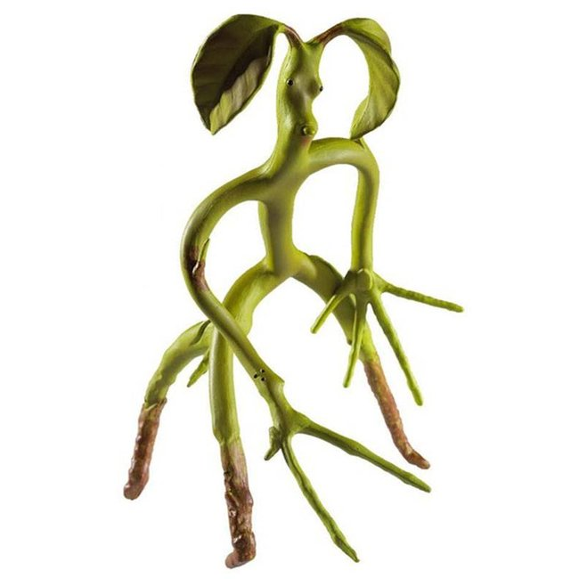 The Noble Collection Fantastic Beasts | Bowtruckle Biegefigur