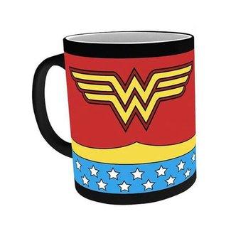 DC Comics Wonder Woman | Tasse mit Thermoeffekt