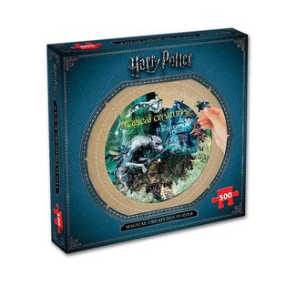 Harry Potter Harry Potter | Magical Creatures Puzzle