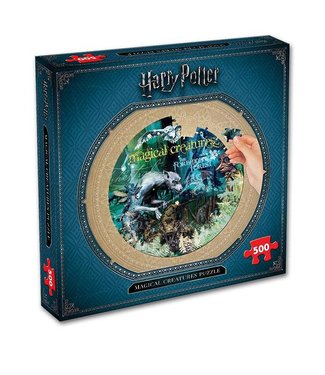 Harry Potter Harry Potter | Magical Creatures Puzzle