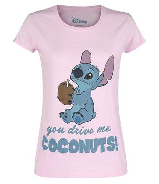 Disney Disney | Lilo and Stich (Coconuts) Girlie T-Shirt