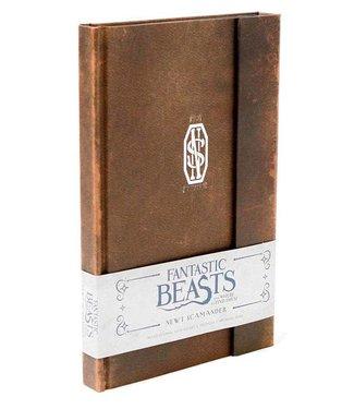 Harry Potter Fantastic Beasts | Newt Scamander Notizbuch