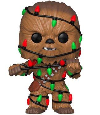 Funko Star Wars Holiday | Chewbacca Funko Pop Vinyl Figur