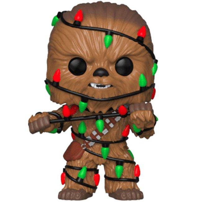 Funko Star Wars Holiday   Chewbacca Funko Pop Vinyl Figur