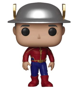 Funko The Flash | Jay Garrick Funko Pop Vinyl Figur