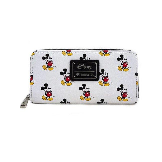 Loungefly Loungefly Disney | Classic Mickey AOP Geldbeutel