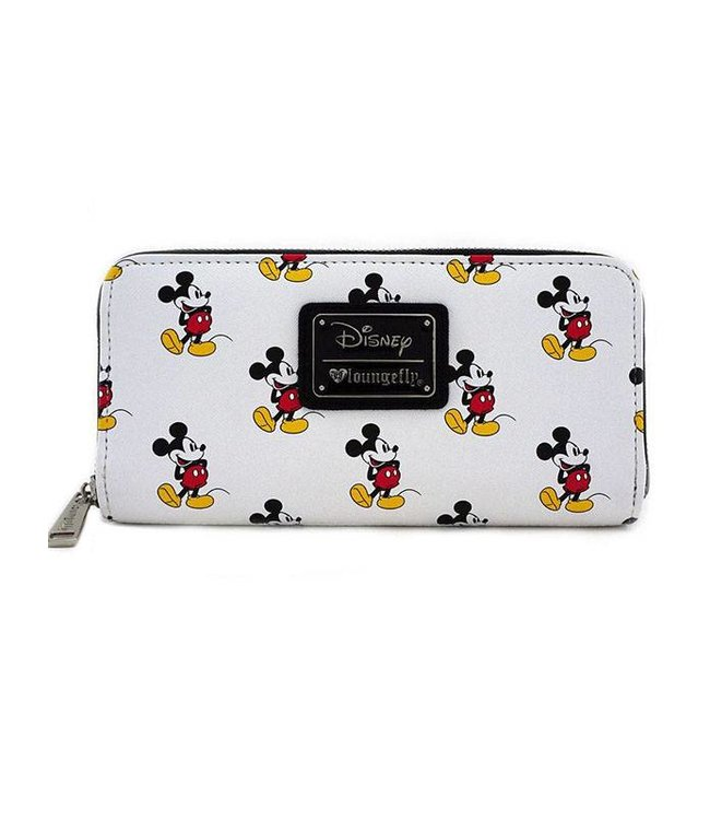 Loungefly Loungefly Disney | Mickey Mouse (AOP) Geldbeutel