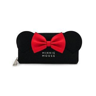 Loungefly Loungefly Disney | Minnie (Ears & Bow) Geldbeutel