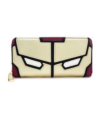 Loungefly Loungefly Marvel | Iron Man Geldbeutel