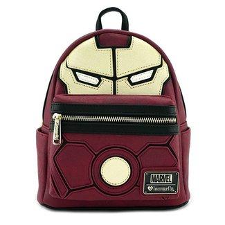 Loungefly Loungefly Marvel | Iron Man (Cosplay) Mini Rucksack