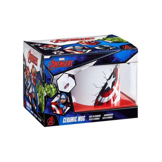 Funko Funko Homeware | Captain America Shield Tasse