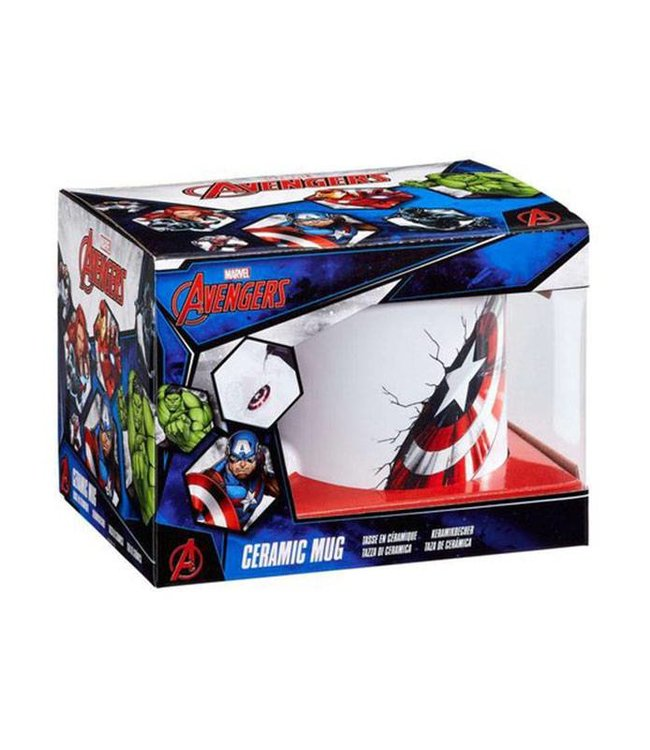 Funko Funko Homeware | Captain America Shield Tasse