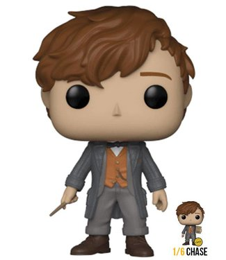 Funko Fantastic Beasts | Newt Scamander Funko Pop Vinyl Figur (Chase Chance)