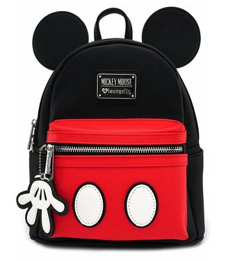 Loungefly Loungefly Disney | Mickey Mouse (Suit) Mini Rucksack