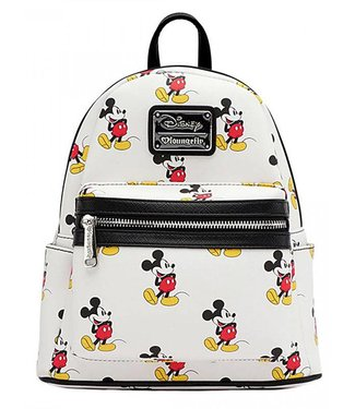 Loungefly Loungefly Disney   Mickey Mouse (AOP) Mini Rucksack