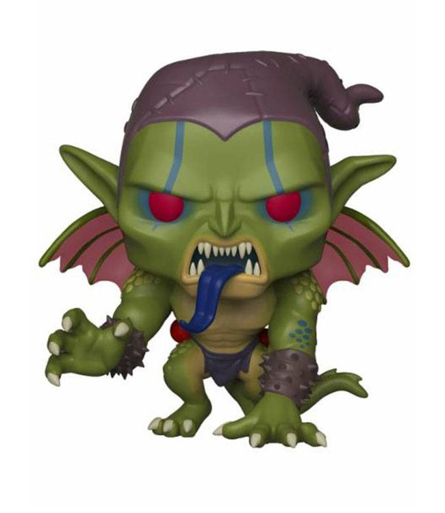 Funko Animated Spider-Man | Green Goblin Funko Pop Vinyl Figur