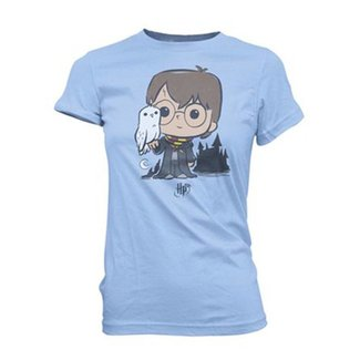 Funko Harry Potter | Hedwig Funko Pop Tees Girlie T-Shirt