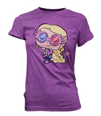 Funko Harry Potter | Luna Lovegood Funko Pop Tees Girlie T-Shirt (Größe S)