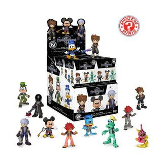 Funko Kingdom Hearts III | Funko Mystery Minis Figuren