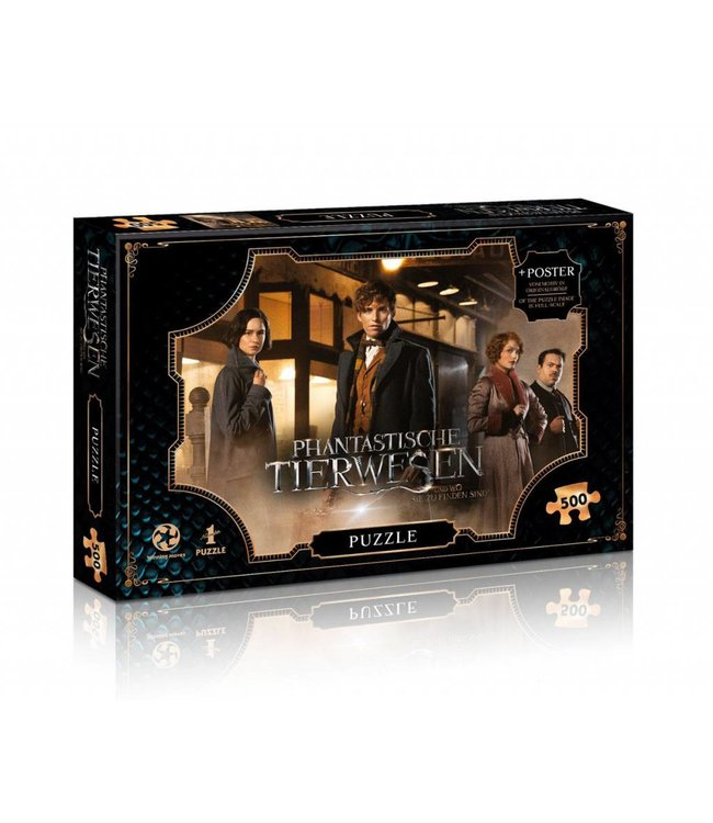 Fantastic Beasts Fantastic Beasts | New York Puzzle