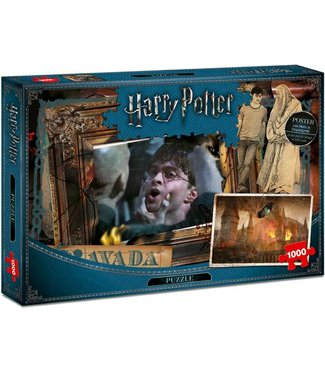 Winning Moves Harry Potter | Avada Kedavra Puzzle