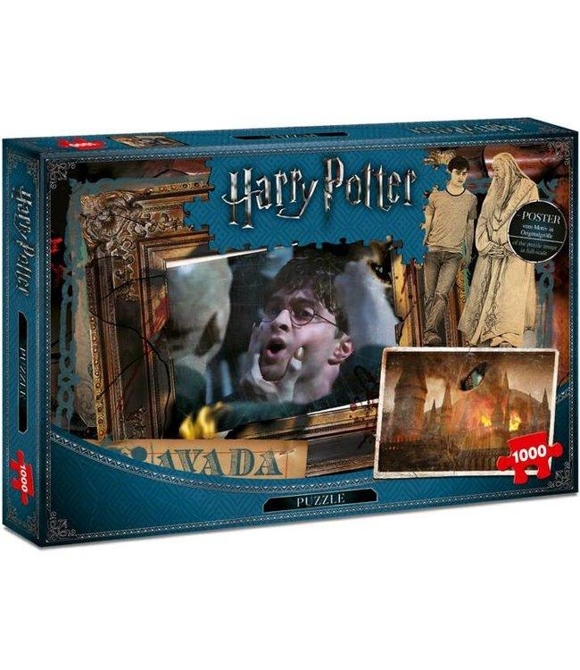 Winning Moves Harry Potter | Avada Kedavra Puzzle