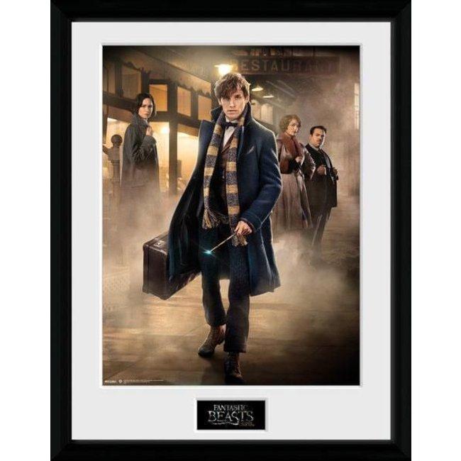Fantastic Beasts Fantastic Beasts | New York Poster im Rahmen