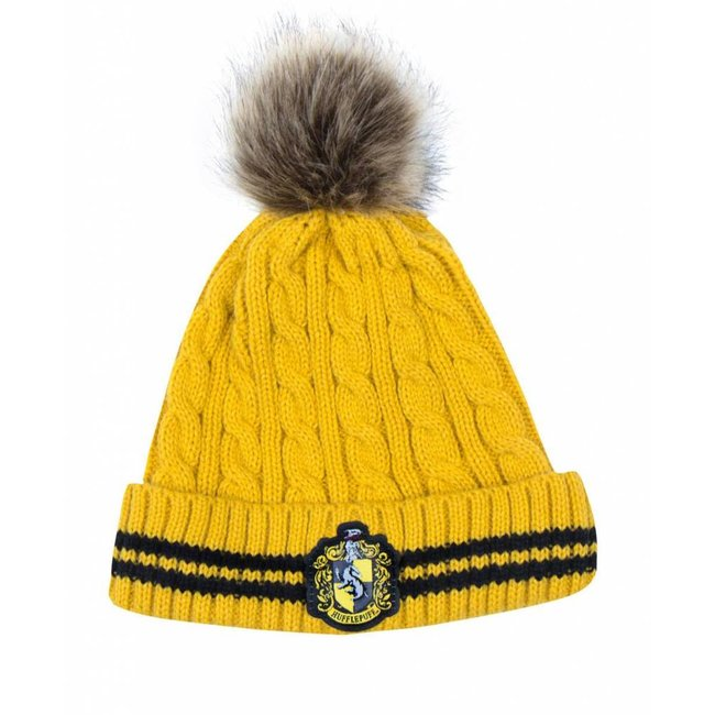 Harry Potter Harry Potter | Pom-Pom Beanie Hufflepuff