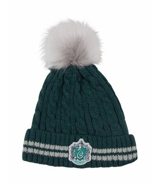 Cinereplicas Harry Potter | Pom-Pom Beanie Slytherin
