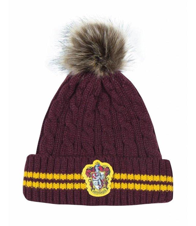 Harry Potter Harry Potter | Pom-Pom Beanie Gryffindor