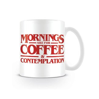 Stranger Things Stranger Things | Coffee and Contemplation Tasse