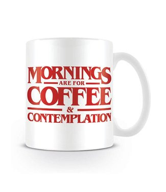 Pyramid International Stranger Things | Coffee and Contemplation Tasse
