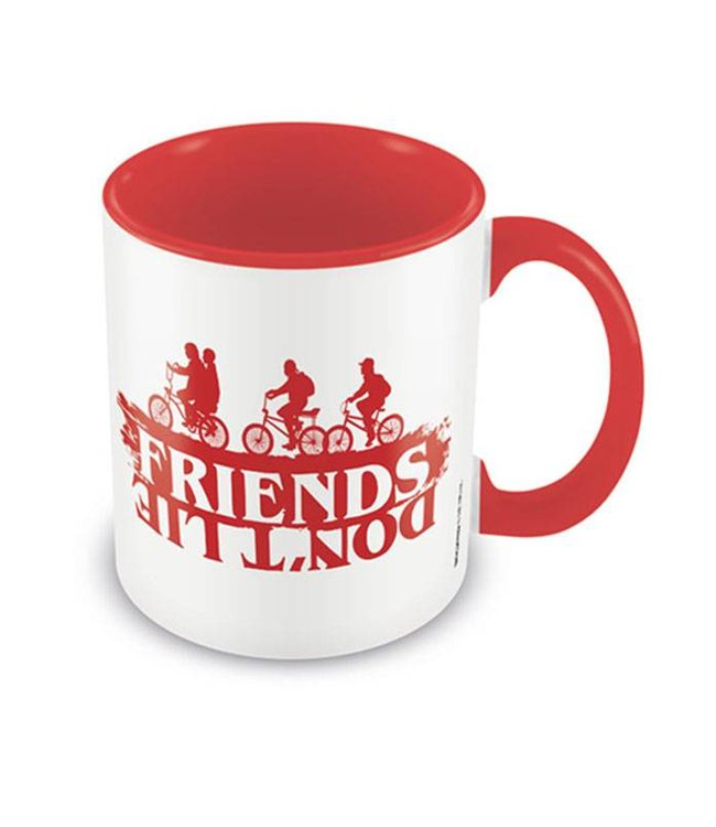Pyramid International Stranger Things | Friends Don't Lie Tasse