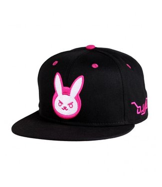 Blizzard Entertainment Overwatch | D.Va Snapback Cap