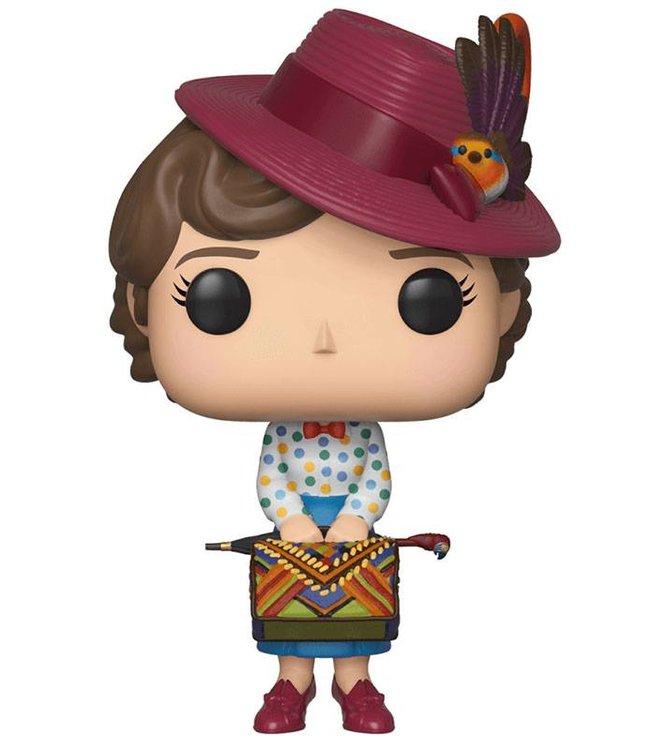 Funko Mary Poppins Returns | Mary (with Bag) Funko Pop Vinyl Figur